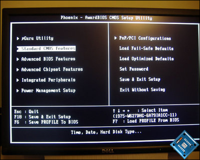 abit aw9d max bios front page