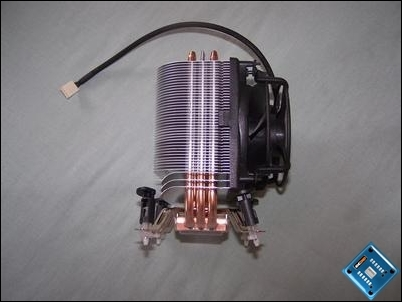 Freezer 7 Pro heatpipes