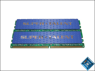 Super Talent PC2-8000 Front