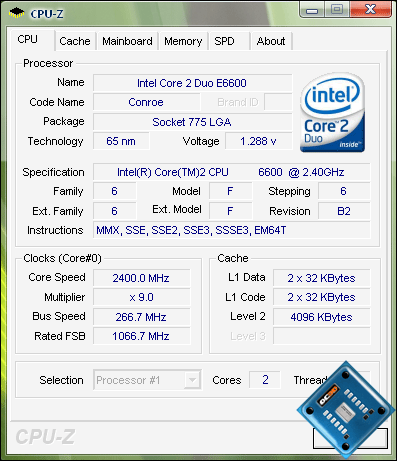 Lowest latency cpu