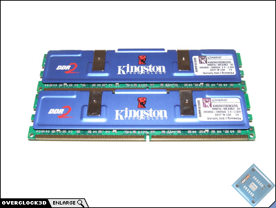 Kingston HyperX Pc2-9600 Front