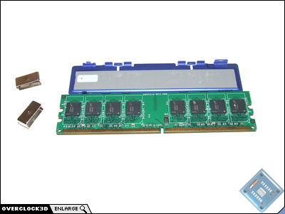 Kingston HyperX PC2-9600 Heatspreader