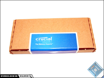 Crucial Ballistix PC2-8500 DDR2 Box