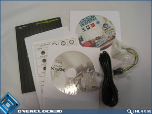 xfx 8600 gts package