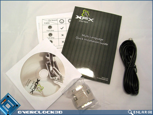 xfx 8600 gt package