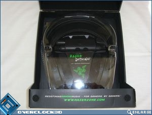 Razer Barracuda HP-1 Box Open