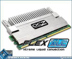OCZ DDR2 PC2-6400 FlexXLc