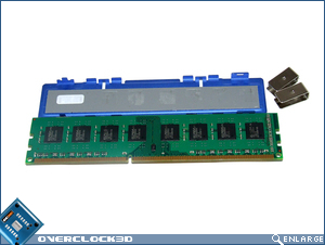 Kingston HyperX PC3-11000 Heatspreader