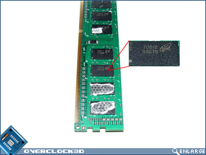OCZ Platinum PC3-12800 IC's