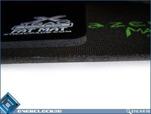 RAZER vs Fat Mat thickness