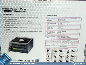 Coolermaster Real Power Pro M1000 Box
