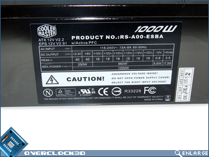 Coolermaster Real Power Pro M1000 Side