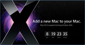 Mac OS X Leopard is coming