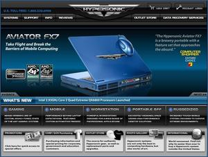 Hypersonic PC Systems