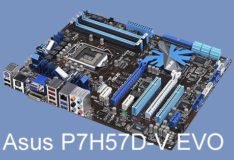 Asus P7H57D-V EVO TurboV EVO Treiber Windows XP