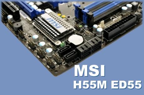 MSI H55M-E23 Control Center Driver Download