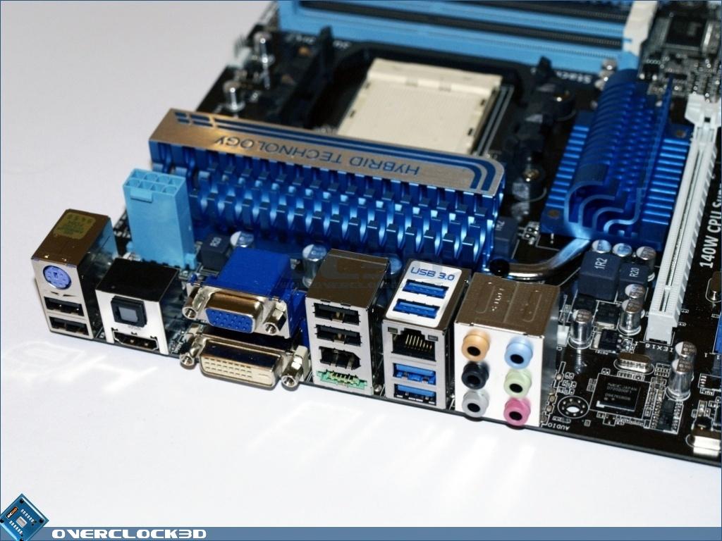 ASUS M4A89GTD PRO/USB3 drivers