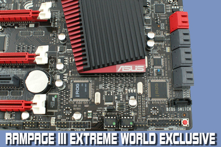 Rampage III  Extreme Early Look