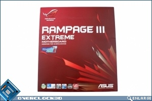 ASUS Rampage III Extreme Review World First