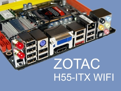 Zotac H55-ITX Review | Introduction | CPU & Mainboard | OC3D Review