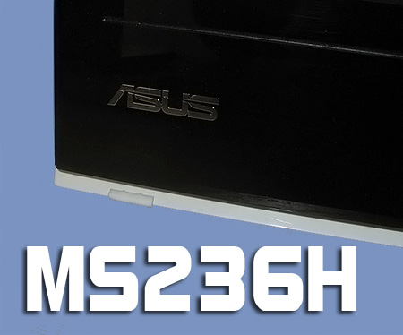 ASUS MS236H  Monitor Review