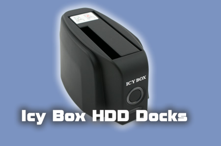 Icy Box Hard Drive Docking Stations Review