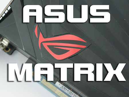 ASUS Matrix 5870 Platinum