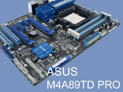 Ram X4 >> Asus M4A89TD PRO | Testbed, Express Gate & Turbo V EVO | CPU & Mainboard | OC3D Review
