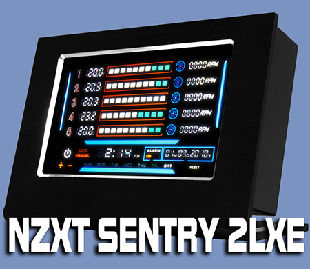 NZXT Sentry 2 LXE Fan Controller Review