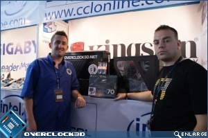 OC3D at i40 First Winner