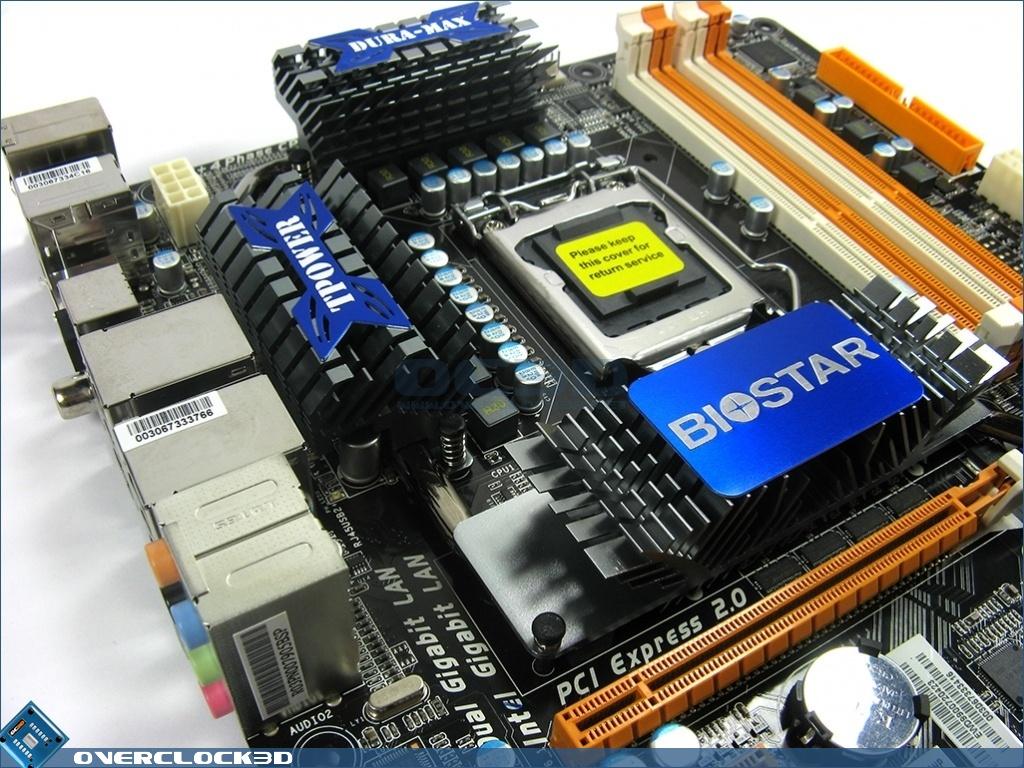 Biostar TPower I55 Intel LAN Driver