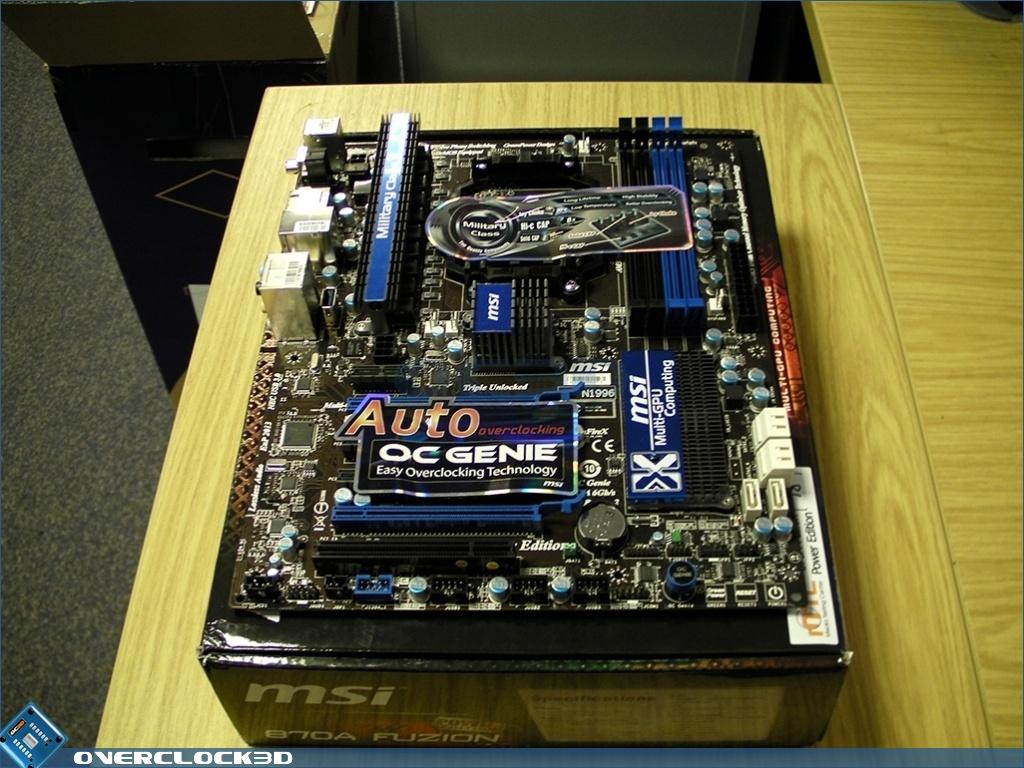 MSI 870A Fuzion Power Edition ATI RAID Driver for Windows Mac