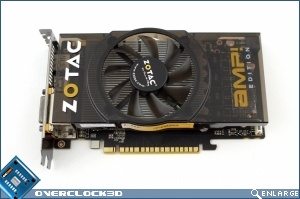 Zotac GTS450 AMP! Review