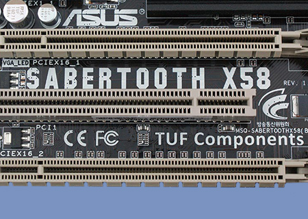 Asus X58 Sabretooth Review