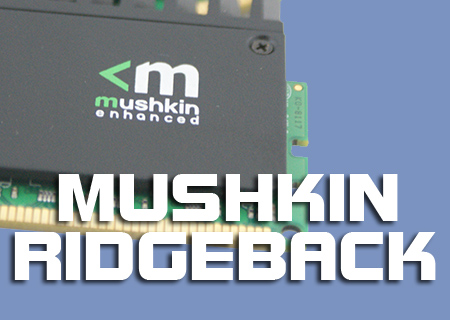 Mushkin PC10666 Low Voltage RAM Review