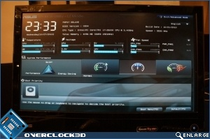 Asus P67 and Tick Tock...