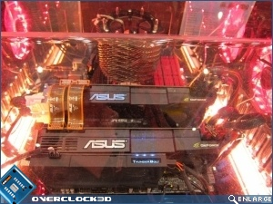 ASUS ROG Rampage III Black Edition Board