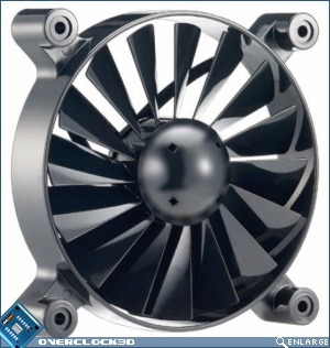 Cooler Master Intros 120mm Turbine Master Fan Series