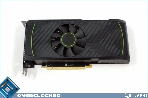 nVidia GTX560 Ti Review