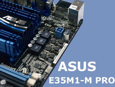 ASUS E35M1-M PRO Realtek Audio Windows 7