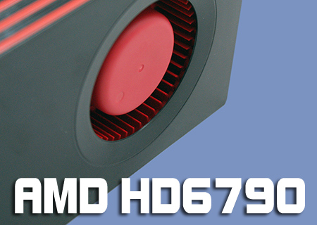 AMD HD6790 Overclock 3D Mark Review
