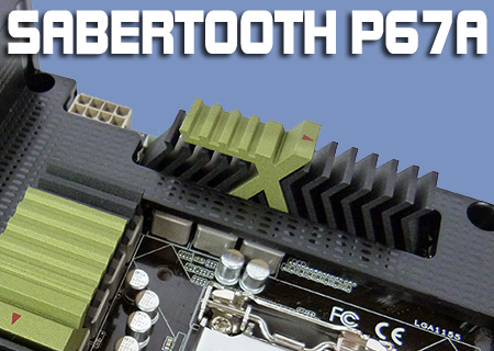 ASUS Sabertooth P67A B3 Motherboard Overclock Review