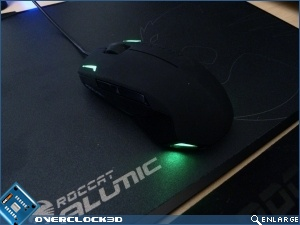 Roccat Kova Plus Green Orange