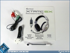 Sharkoon XTATIC Headset Review