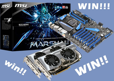 Start Summer with a Big Bang in association with MSI