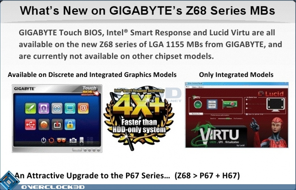 Gigabyte Z68X UD5 B3 Preview   Introduction   CPU & Mainboard   OC3D