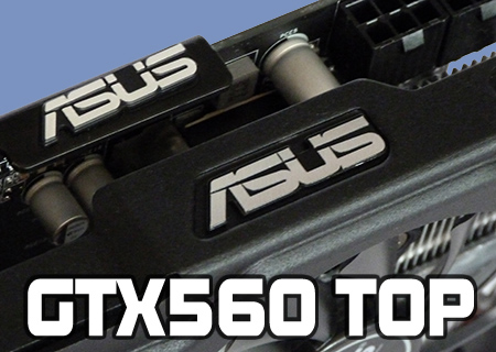 ASUS GTX560 TOP Review