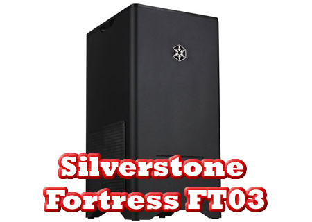 Silverstone Fortress Ft03