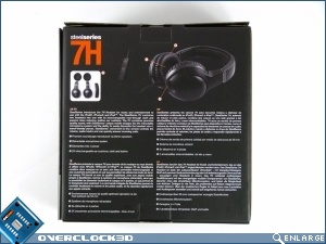 SteelSeries 7H For i Devices Review Box