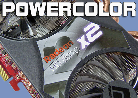 PowerColor HD6870X2 Review